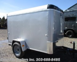 #14389 - 2018 Cargo Craft Explorer 5x8 Enclosed Cargo Trailer