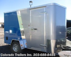 #14394 - 2018 Cargo Craft Elite V 6x12 Enclosed Cargo Trailer