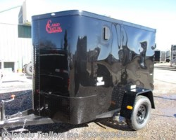 #14393 - 2018 Cargo Craft Elite V 5x8 Enclosed Cargo Trailer