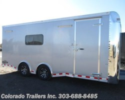 #14398 - 2018 Cargo Craft Dragster 8.5x20 Insulated Enclosed Cargo Trailer