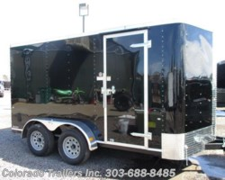 #14403 - 2018 Cargo Craft Elite V 7x14 Enclosed Cargo Trailer
