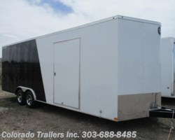 #14423 - 2018 Wells Cargo FastTrac 8.5x24 Enclosed Cargo Trailer