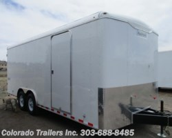 #14426 - 2018 Haulmark Grizzly 8.5x20 Enclosed Cargo Trailer
