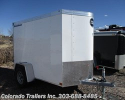 #14418 - 2018 Wells Cargo Road Force 5x8 Enclosed Cargo Trailer