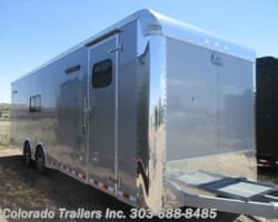 #14445 - 2018 Cargo Craft Dragster 8.5x28 Enclosed Cargo Trailer