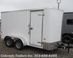 #14457 - 2018 Cargo Craft Elite V 6x14 Enclosed Cargo Trailer