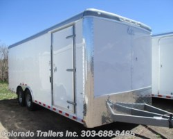 #14455 - 2018 Cargo Craft Expedition 8.5x20 Enclosed Cargo Trailer
