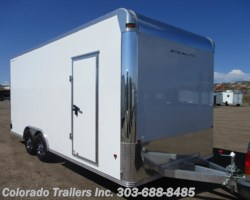 #14467 - 2018 CargoPro Stealth 8.5x20 Aluminum Auto Enclosed Cargo Trailer