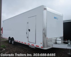 #14478 - 2018 CargoPro Stealth 8.5x28 Aluminum Enclosed Cargo Trailer