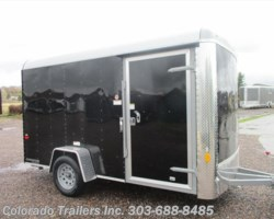 #14493 - 2018 Cargo Craft Expedition 6x12 Enclosed Cargo Trailer