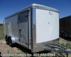 #14489 - 2018 Cargo Craft Expedition 7x16 Enclosed Cargo Trailer
