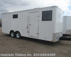 #15002 - 2019 Haulmark 8.5x22 Office Trailer