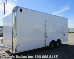 #14496 - 2018 CargoPro Stealth 8.5x20 Aluminum Enclosed Cargo Trailer