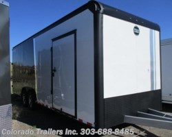 #14480 - 2018 Wells Cargo Road Force 8.5x24 Enclosed Cargo Trailer