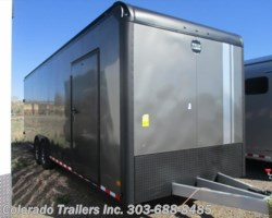 #14484 - 2018 Wells Cargo Road Force 8.5x26 Enclosed Cargo Trailer