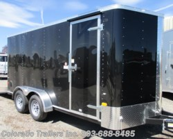 #14501 - 2018 Cargo Craft Elite V Sport 7x16 Enclosed Cargo Trailer
