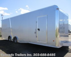 #14508 - 2018 CargoPro Stealth 8.5x28 Aluminum Auto Enclosed Cargo Trailer