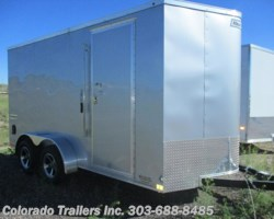 #14516 - 2018 Haulmark Passport 7x14+V Enclosed Cargo Trailer