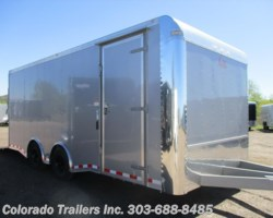 #14525 - 2018 Cargo Craft Dragster 8.5x20 Enclosed Cargo Trailer