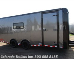 #14537 - 2018 Cargo Craft Dragster 8.5x20 Enclosed Cargo Trailer