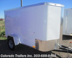 #14545 - 2018 Cargo Craft Elite V 5x10 Enclosed Cargo Trailer