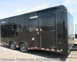 #14576 - 2018 Cargo Craft Dragster 8.5x20 Enclosed Cargo Trailer