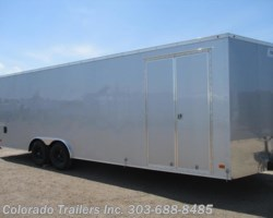 #14575 - 2018 Haulmark 8.5x24+V Enclosed Cargo Trailer