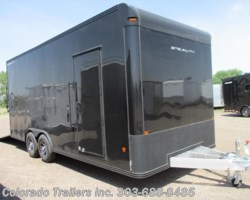 #14579 - 2018 CargoPro Stealth 8.5x20 Aluminum Auto Enclosed Cargo Trailer