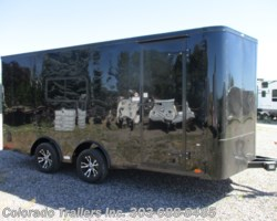 #14602 - 2018 Cargo Craft Elite V Sport 8.5x18 Insulated Enclosed Cargo Trailer