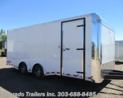 #14604 - 2018 Cargo Craft Dragster 8.5x20 Insulated Enclosed Cargo Trailer