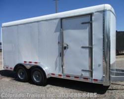 #14611 - 2018 Cargo Craft Expedition 7x16 Heavy Duty Enclosed Cargo Trailer