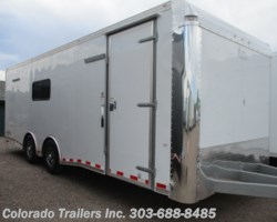 #14612 - 2018 Cargo Craft Dragster 8.5x24 Insulated Enclosed Cargo Trailer