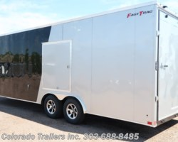 #14628 - 2018 Wells Cargo 8.5x24+V Enclosed Cargo Trailer
