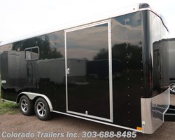 #14668 - 2019 Haulmark Transport 8.5x18 Enclosed Cargo Trailer