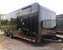#14671 - 2018 Cargo Craft Dragster 8.5x24 Insulated Enclosed Cargo Trailer
