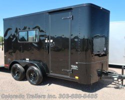 #14675 - 2018 Cargo Craft Elite V Sport 7x14 Insulated Enclosed Cargo Trailer