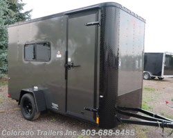 #14685 - 2018 Cargo Craft Elite V Sport 6x12 Insulated Enclosed Cargo Trailer