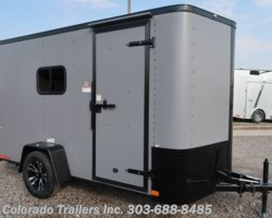 #14698 - 2018 Cargo Craft Elite V Sport 6x12 Insulated Enclosed Cargo Trailer