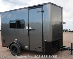 #14710 - 2018 Cargo Craft Elite V Sport 7x12 Insulated Enclosed Cargo Trailer