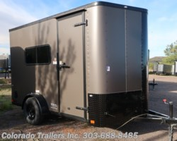#14713 - 2018 Cargo Craft Elite V Sport 7x12 Insulated Enclosed Cargo Trailer