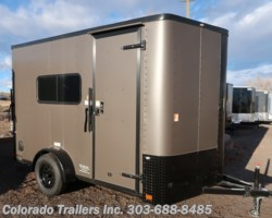 #14713 - 2019 Cargo Craft Elite V Sport 7x12 Insulated Enclosed Cargo Trailer
