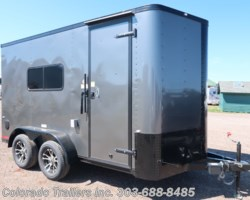 #14720 - 2019 Cargo Craft Elite V Sport 7x14 Insulated Cargo Trailer
