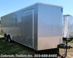 #14158 - 2018 Wells Cargo 8.5x20+V Enclosed Cargo Trailer