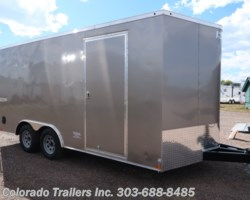 #14729 - 2019 Haulmark 8.5x16 Enclosed Cargo Trailer