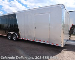 #14707 - 2019 Wells Cargo Road Force 8.5x28 Cargo Trailer with Extra Height