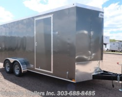 #14731 - 2019 Haulmark 7x18 Enclosed Cargo Trailer
