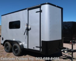#14727 - 2019 Cargo Craft Elite V Sport 7x14 Insulated Cargo Trailer