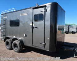#14763 - 2018 Cargo Craft 7x16 Insulated Off Road Trailer