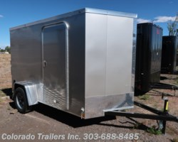 #14745 - 2019 Wells Cargo 6x10 Enclosed Cargo Trailer