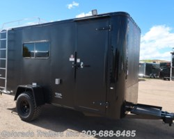 #14762 - 2019 Cargo Craft 6x14 Off Road Cargo Trailer